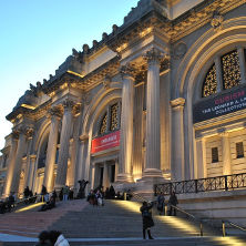 NYC, Metropolitan Museum Of Art