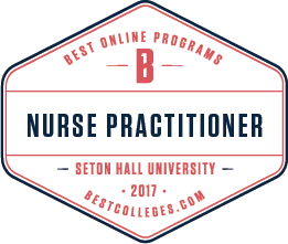 Seton Hall Online Nursing Ranked One of the Best