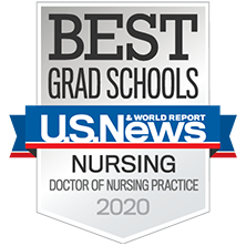 Seton Hall College of Nursing rated to have (Best Grad Schools Nursing - D.N.P.) by U.S. News