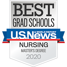 Seton Hall College of Nursing rated to have (Best Grad Schools Nursing - Master's Degree) by U.S. News
