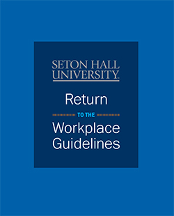 Employees Return Guidelines Cover Page