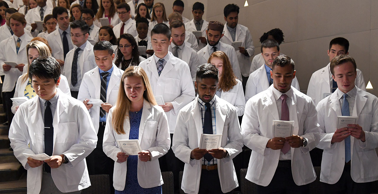 Introducing Med School's Inaugural Class