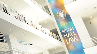 Seton Hall Law School Banner