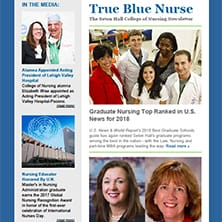 Spring 2017 True Blue Nurse Newsletter, Volume 3