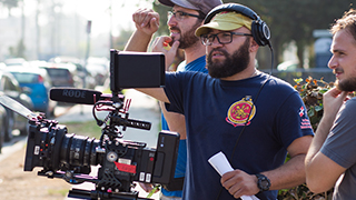 Ricky Rosario '11, an up and coming filmmaker in Los Angeles