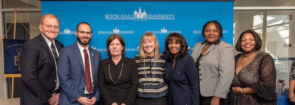 Seton Hall Small Business Development Center