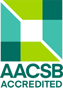 AACSB Accredited Badge
