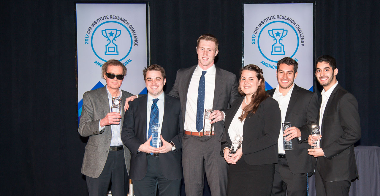 Stillman Investment Research Team Wins American Championship