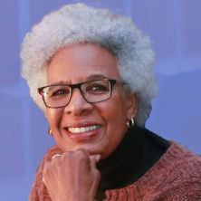 Nell Irvin Painter, leading historian, author and Princeton University Edwards Professor of American History Emerita